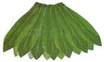 REVERSIBLE POLY-SILK TI LEAF SKIRT - ADULT SIZE