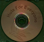 Hula For Everyone Companion CD
