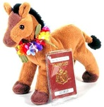 HAWAIIAN PONY KA'INAPU PLUSH COLLECTIBLE TOY