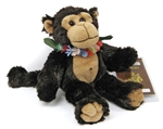 HAWAIIAN PLUSH KUPU MONKEY COLLECTIBLE TOY