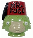 MR FUGU PUFFER FISH TIKI MUG - LIMITED EDITION