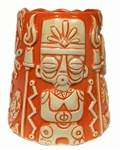VOLCANO VILLAGE TIKI MUG - LIMITED EDITION