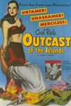 OUTCAST OF THE ISLANDS DVD Movie