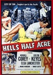 HELL'S HALF ACRE DVD MOVIE
