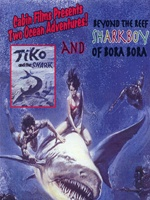 TIKO AND THE SHARK / BEYOND THE REEF DVD Double Feature MOVIE