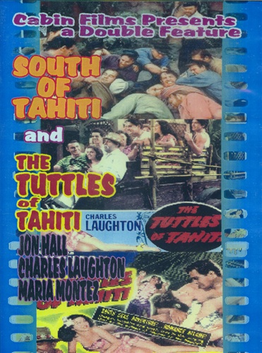 South Of Tahiti The Tuttles Of Tahiti Dvd Double Feature