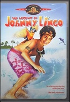 THE LEGEND OF JOHNNY LINGO DVD MOVIE