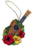 UKELELE  RESIN ORNAMENT