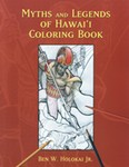 MYTHS & LEGENDS OF HAWAII COLORING BOOK
