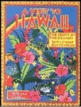 VISIT TO HAWAII COLORING BOOK