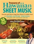 TREASURES OF HAWAIIAN SHEET MUSIC BOOK