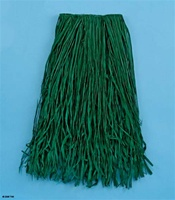 GREEN RAFFIA GRASS HULA SKIRT