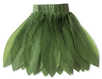 SOFT POLYSILK TI LEAF SKIRT - SIZES S