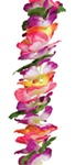 MULTICOLORED MAUI LEIS / Pack of 12