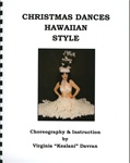 CHRISTMAS DANCES HAWAIIAN STYLE CHOREOGRAPHIES BOOKLET