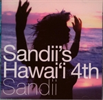 SANDII'S HAWAII 4TH CD