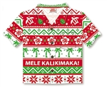 ISLAND UGLY SWEATER SHIRT CARDS / Box of 8