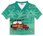 MELE WOODIE SHIRT CARDS / Box of 8