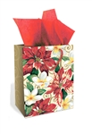 FESTIVE PLUMERIA GIFT BAG - SMALL