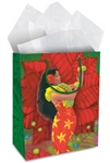 HIIBISCUS HULA GIFT BAG - LARGE