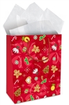 HOLIDAY DELIGHTS GIFT BAG - LARGE