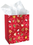 HOLIDAY DELIGHTS GIFT BAG - MEDIUM