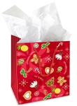 HOLIDAY DELIGHTS GIFT BAG - SMALL