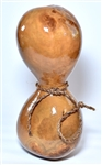 "IPU HEKE DOUBLE GOURD DRUM - Deluxe Large 18.5"" Tall"