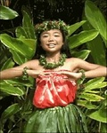 GREEN ROSE HULA INSTRUCTIONAL DVD