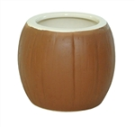 Ceramic Coconut Mug