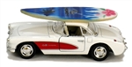 1957 CORVETTE SURF CAR