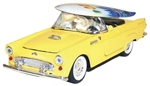 1955 FORD THUNDERBIRD HAWAIIAN COLLECTIBLE SURF CAR
