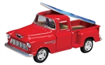 1955 CHEVY PICKUP HAWAIIAN COLLECTIBLE SURF CAR