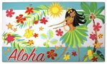 HULA HONEY HEAVYWEIGHT DOOR MAT