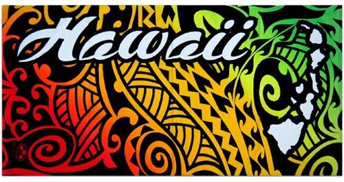 beach towel designs. TRIBAL HAWAII BEACH TOWEL Beach Towel Designs A