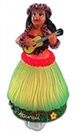 UKULELE HULA GIRL NIGHT LIGHT