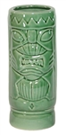 GREEN TIKI MUG - CASE/36