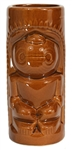 BROWN KU TIKI MUG / CASE OF 36
