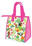 SMALL LUNCH BAG - HULA HONEYS PINK