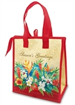 INSULATED LUNCH BAG - SEASONS OF ALOHA