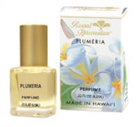 ROLL-ON PLUMERIA PERFUME - .22 oz.