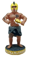 "4""  IKAIKA WARRIOR DASHBOARD DOLL"