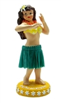"4"" LOVELY HULA HANDS DASHBOARD DOLL"
