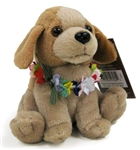 HAWAIIAN PUPPY DOG PLUSH COLLECTIBLE TOY