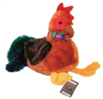 HA'AHEO KAUAI ROOSTER PLUSH COLLECTIBLE TOY