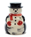 SNOWMAN CERAMIC COCKTAIL MUG