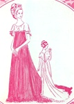 VINTAGE UNCUT HOLOKU DRESS PATTERN - SIZE 12 - Pacifica 3038