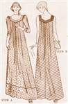 VINTAGE UNCUT MUUMUU DRESS PATTERN - SIZES 6/10/14/18 - Pauloa 1008A