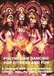 POLYNESIAN DANCING FOR FITNESS AND FUN DVD