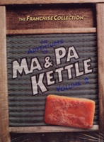 ADVENTURES  OF MA & PA KETTLE DVD MOVIE SET -SALE